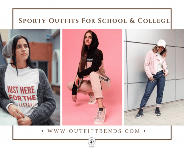 sporty school outfit ideas