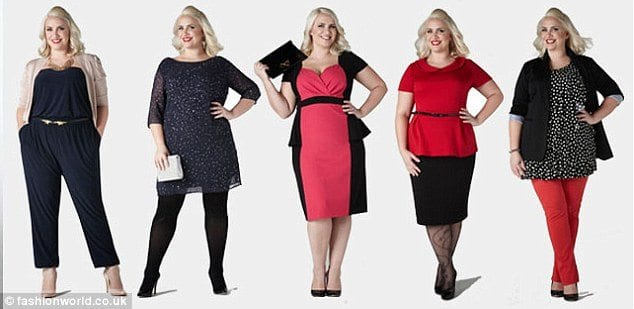 suitable outfits for plus sized women over 50