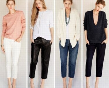 17 ideas how to wear crop pants