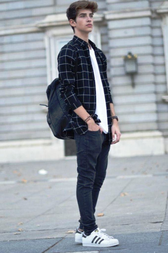 Teenage Boys Dressing - 20 Great Ideas For Summer Outfits For Teenage Boys