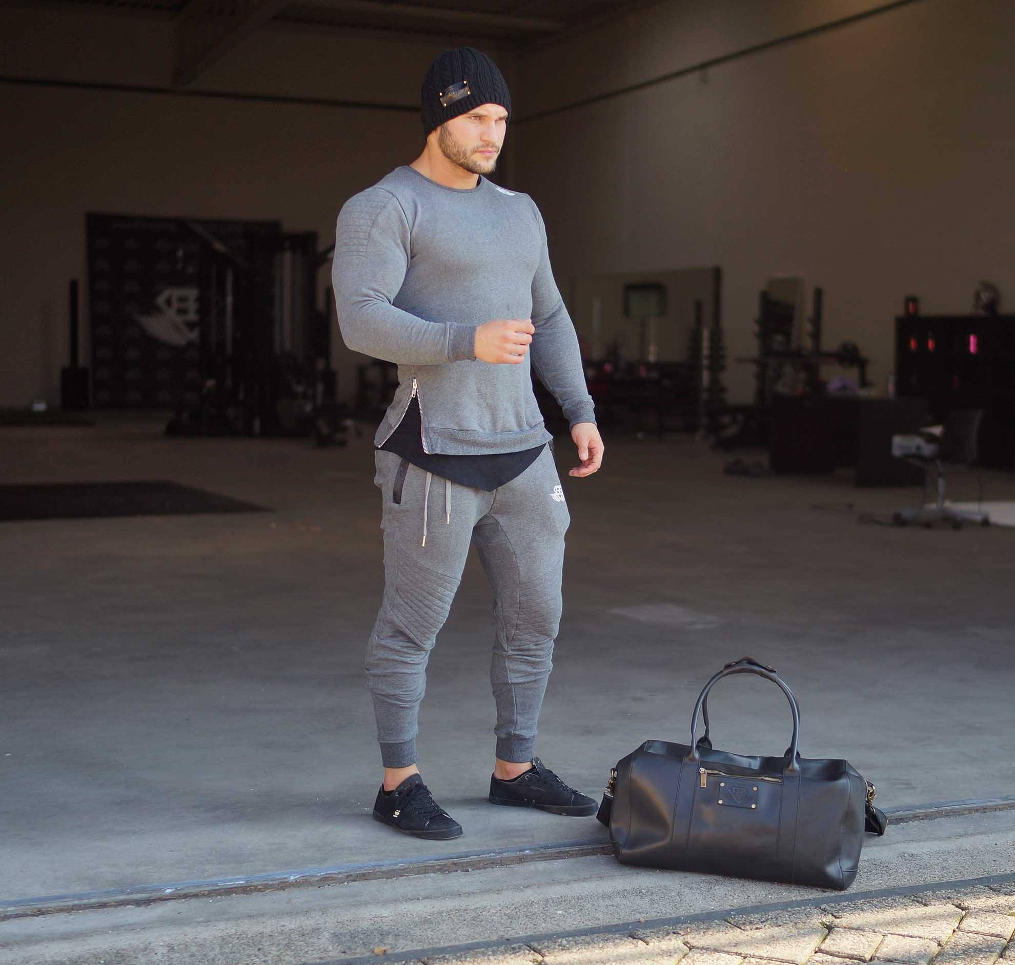 Men's workout outfits