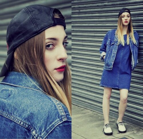How to Wear a Snapback for Girls (7)