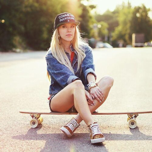 How to Wear a Snapback for Girls (4)
