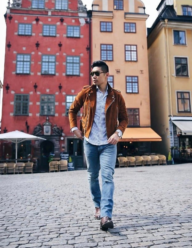 how to wear suede jacket for men (20)