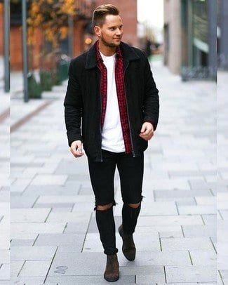 how to wear suede jacket for men (19)