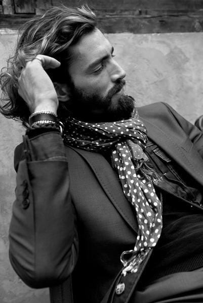 Bohemian style ideas for men (15)