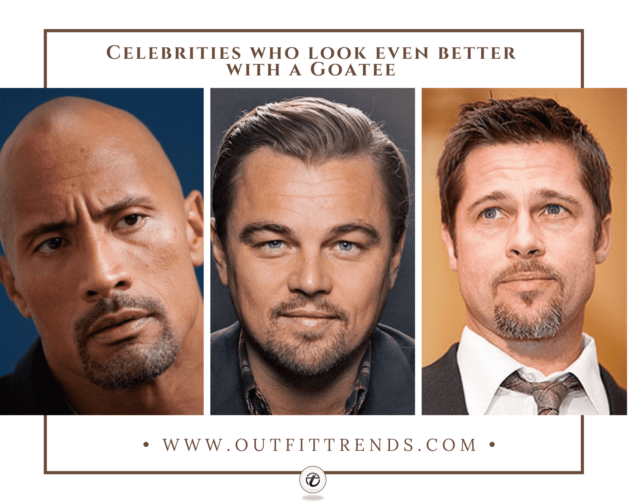 Celebrities Goatee Styles – 20 Actors Who Love Goatees