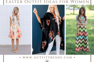 Women Easter Outfit Ideas