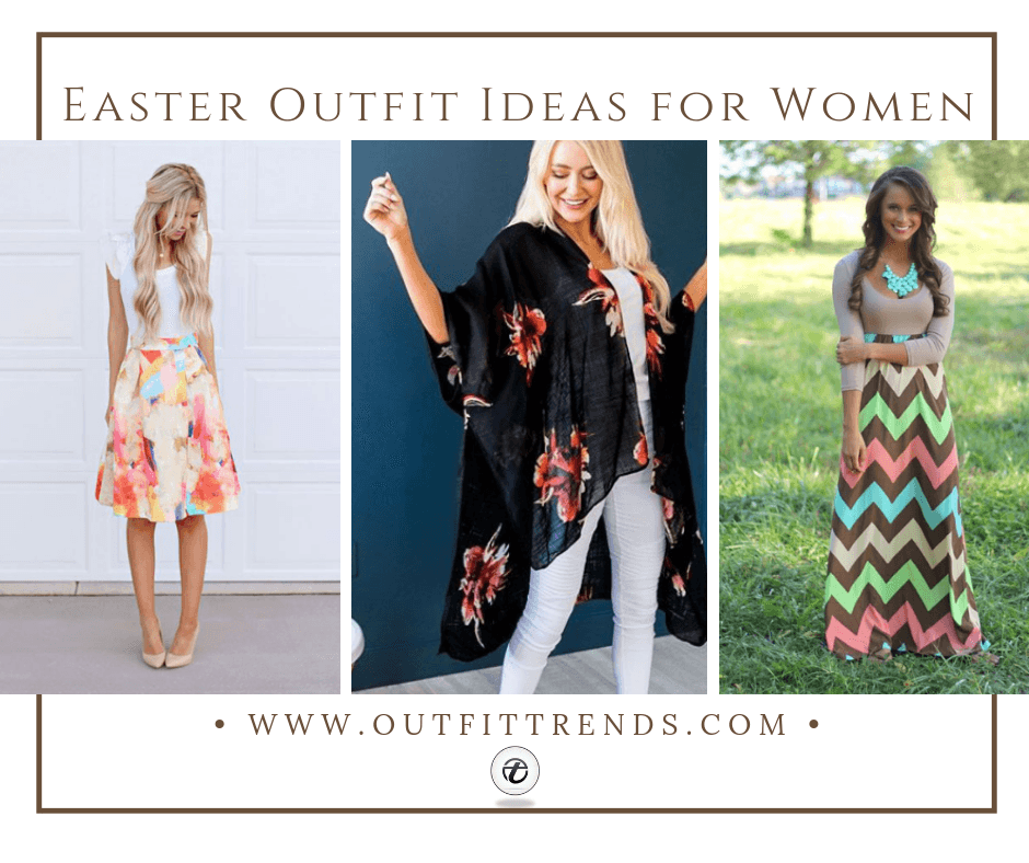 c9496055c Easter Outfit Ideas 2019 - 20 Ideas What to Wear This Easter