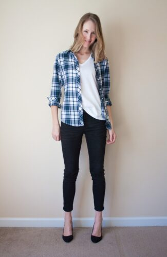 c86f9103ee How to Wear Flannel Shirts - 20 Best Flannel Outfit Ideas