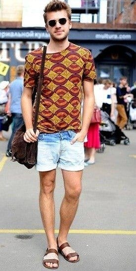Modern Male Hippie Fashion