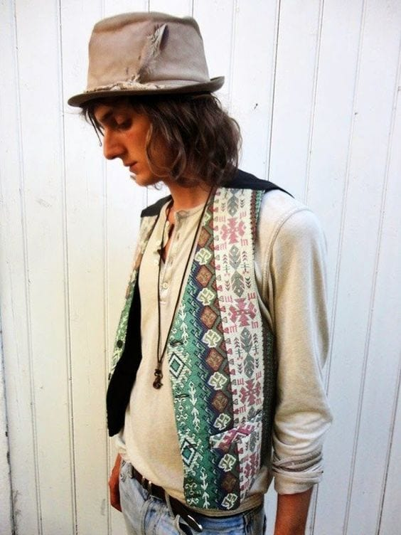 bohemian outfits for men–17 ways how to get a bohemian style