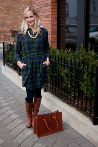 Flannel Outfit Ideas for Women (1)