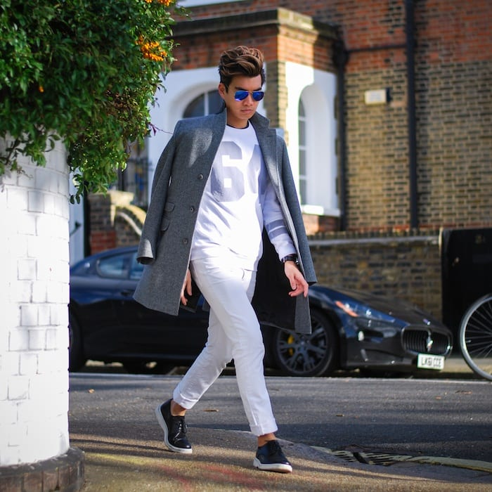 how to wear white jeans for men (16)