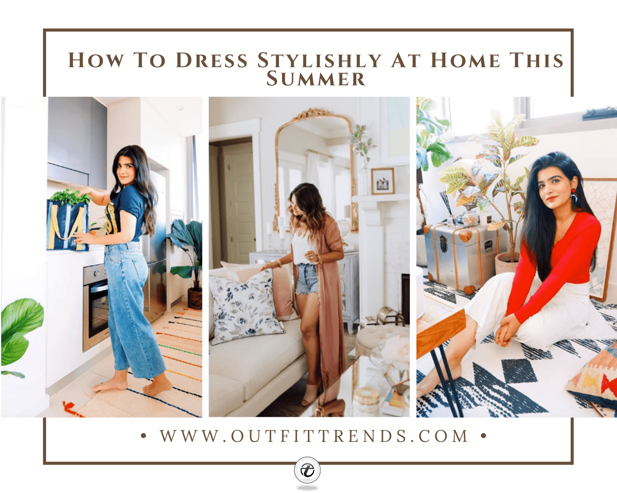 Girls Summer Home Wear21 Best Ideas on What to Wear at Home