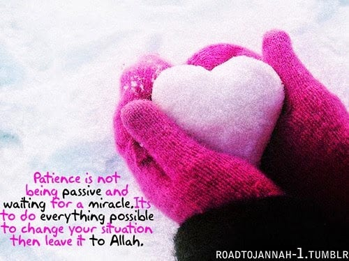 Islamic Quotes About Patience - 20 Quotes Described With Essence