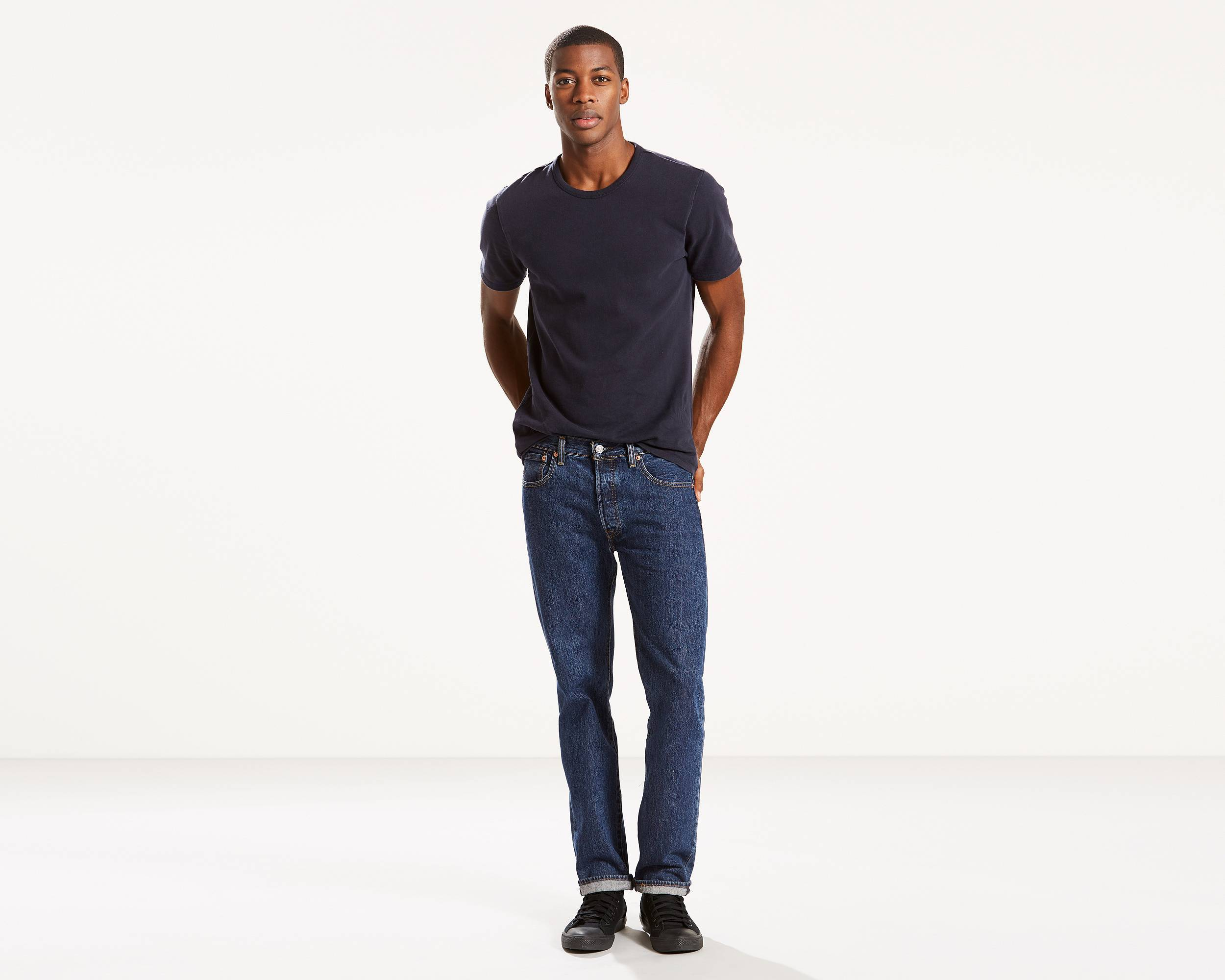 23d544004dc1c Men Outfits with Blue Jeans-27 Ways to Style Guys Blue Jeans