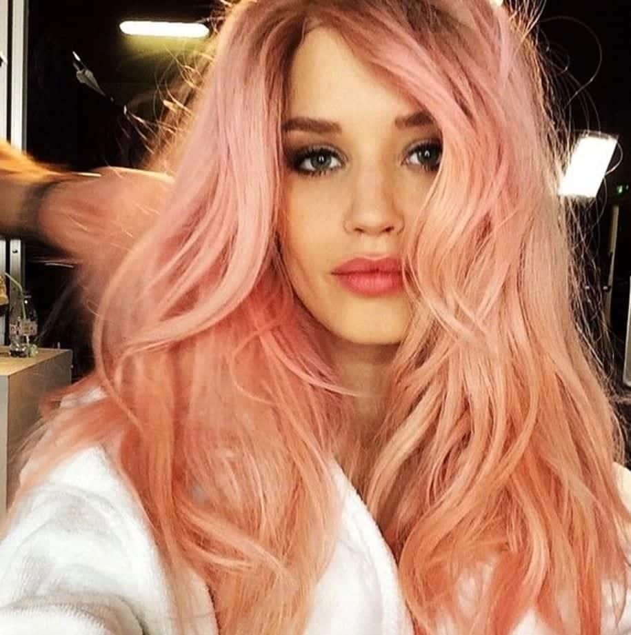 30 Cutest Blorange Hair Color Cut Amp Styling Ideas For Girls