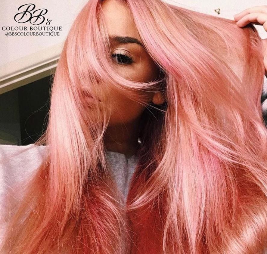 Blorange Hair Color, Cut and Styling Ideas (6)