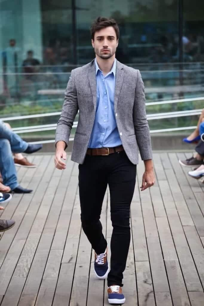67a8f2f41b0 how to style business attire in summer for men (24)