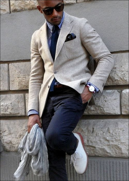 how to style business attire in summer for men (14)