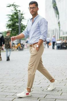 How To Style Business Attire In Summer For Men 13