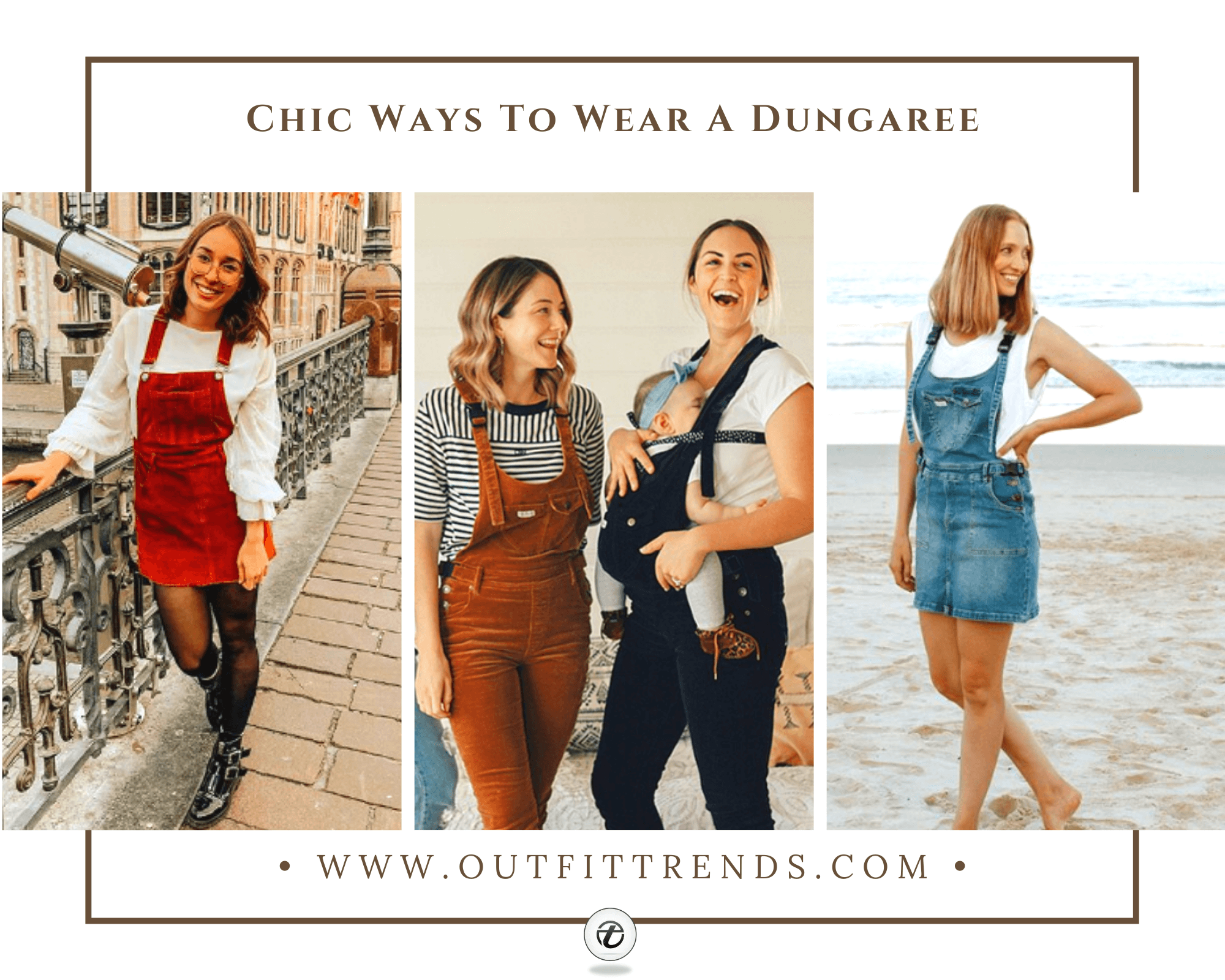 Dungaree Outfits- 28 Best Ways For Women To Wear Dungarees