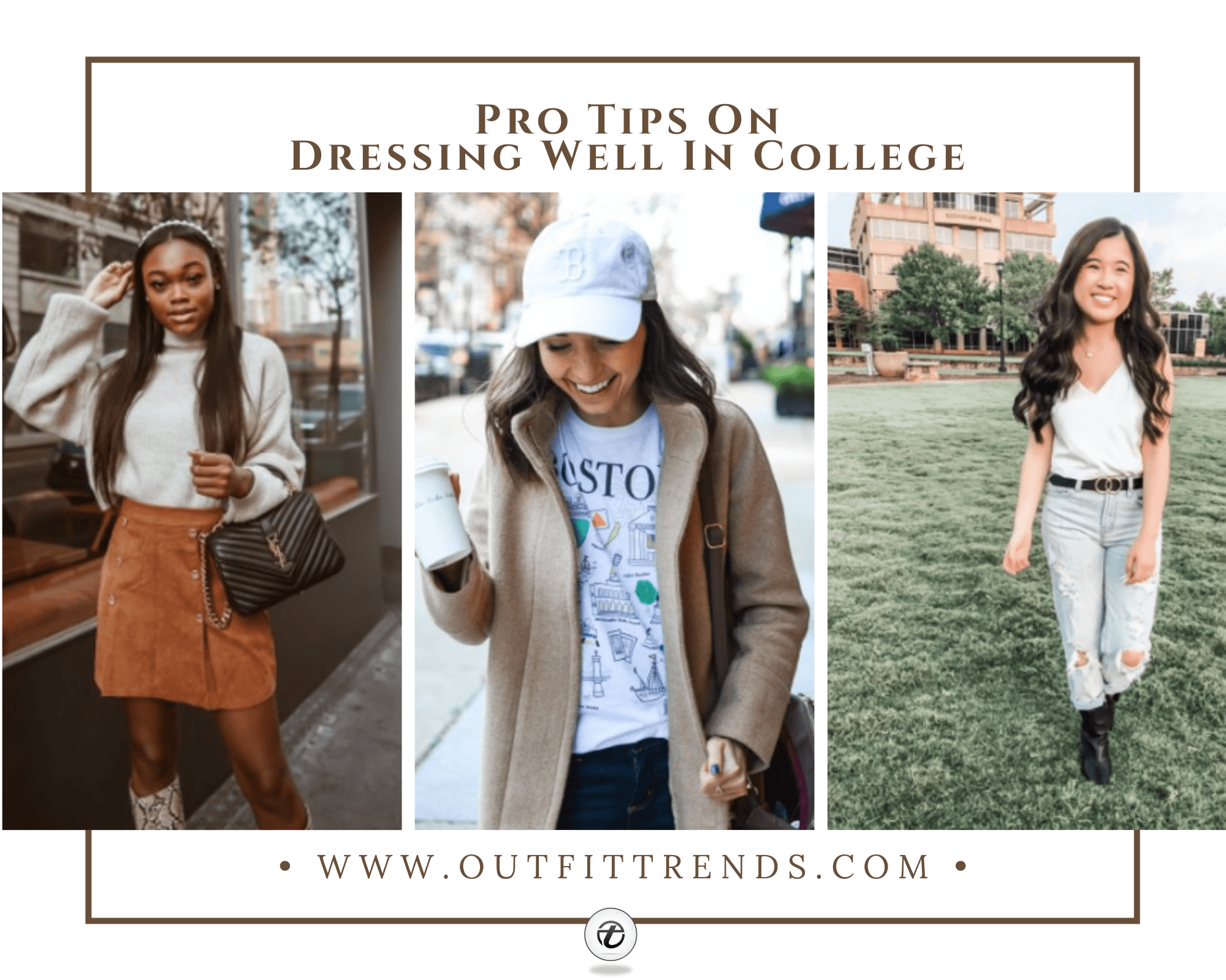 College Girls Dressing 16 Tips to Dress Well in College