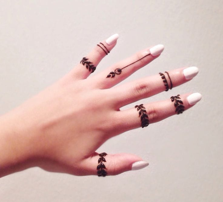 latest henna tattoo ideas (19)