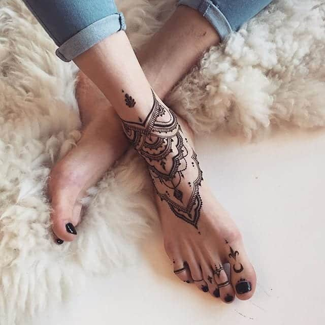 latest henna tattoo ideas (11)