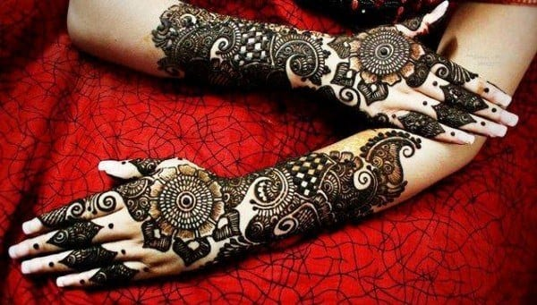 latest henna tattoo ideas (7)