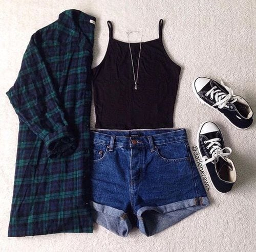 2f04d8bb6f3a Summer School Outfits-30 School Outfits for Girls in Summers