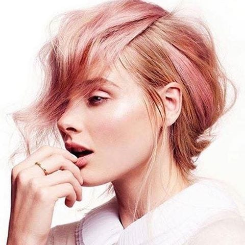 Blorange Hair Color, Cut and Styling Ideas (1)
