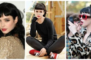 College Hairstyles for Medium Hair – 20 Cute Hairstyles (8)