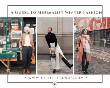 minimalist winter fashion