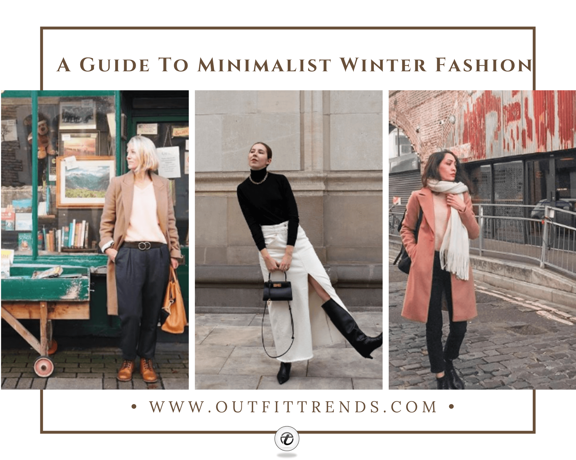 minimalist winter fashion