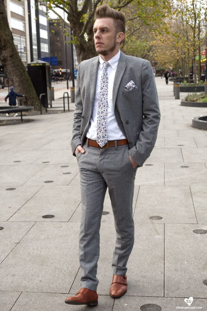 30 Best Men S Outfit Ideas To Wear With Monk Strap Shoes