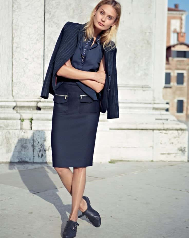 How to wear monk strap shoes for women (20)