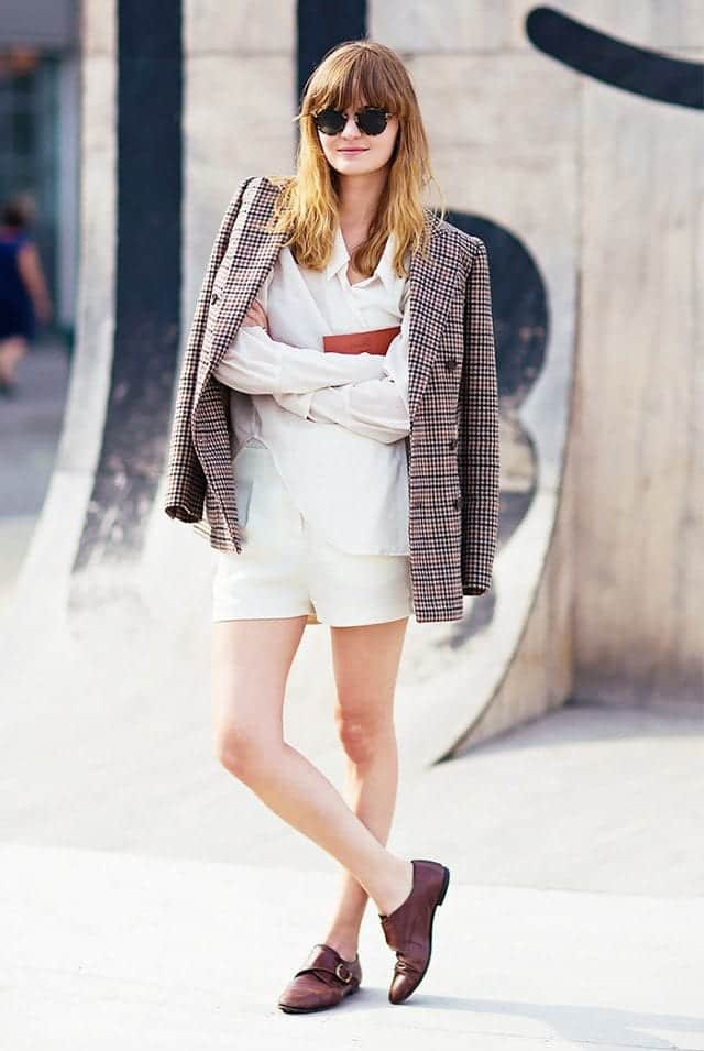 How to wear monk strap shoes for women (19)