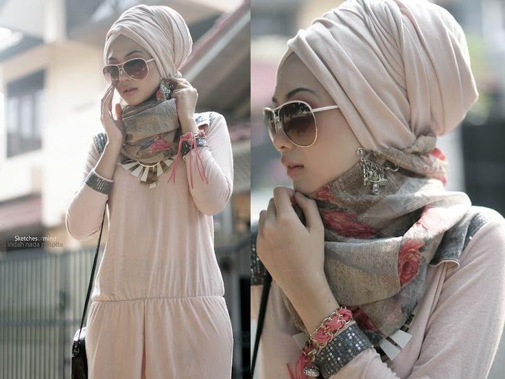 20 Ways to Wear Silk Hijab (18)