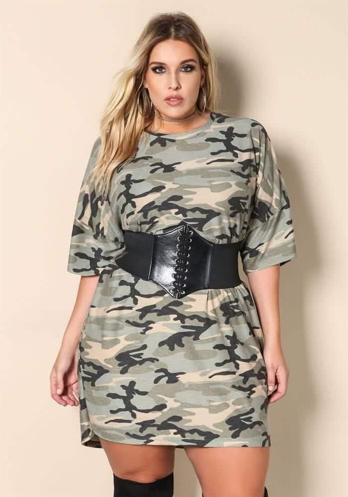 e74153e94 Girls Corset Belt Outfits-30 Ideas How to Wear a Corset Belt