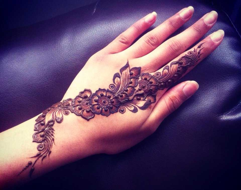 latest henna tattoo ideas (2)