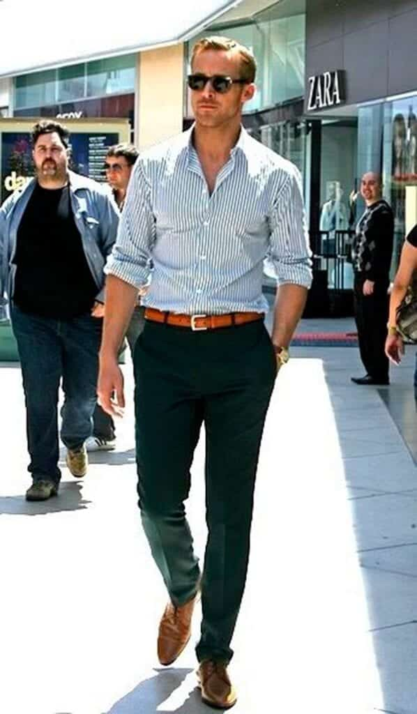 how to style business attire in summer for men (3)