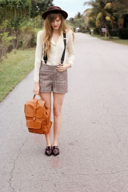 How to wear monk strap shoes for women (9)