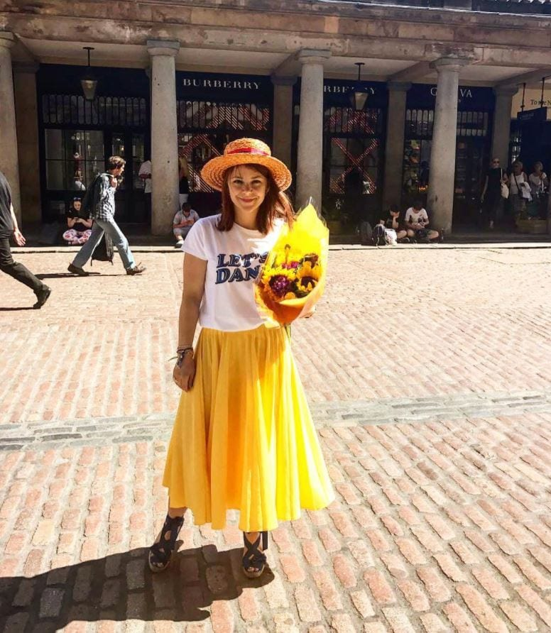 how to wear yellow skirt (23)