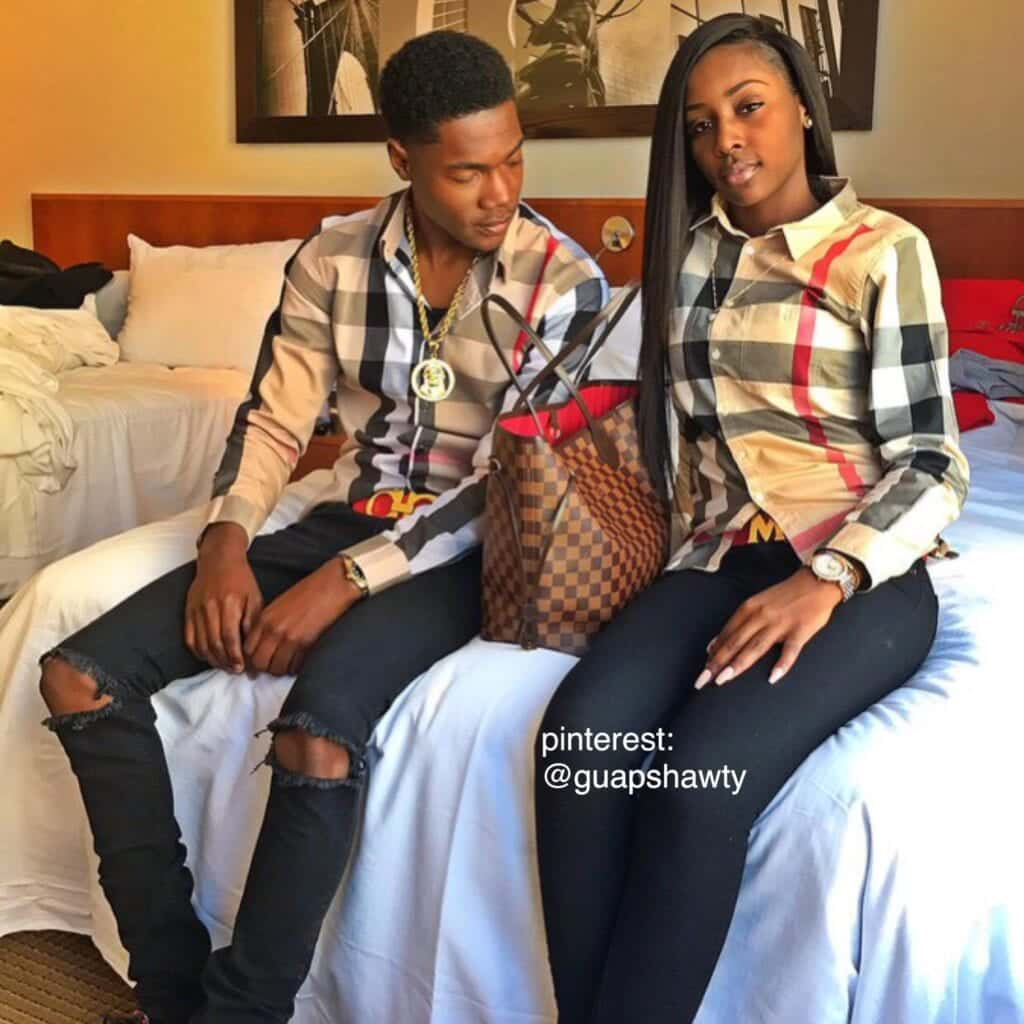 18 Cute Matching Outfits For Black Couples