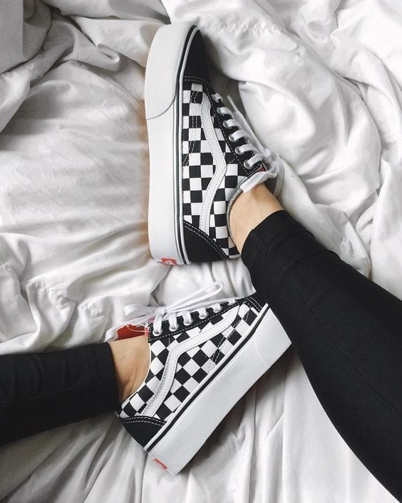 How to Wear Checkered Vans