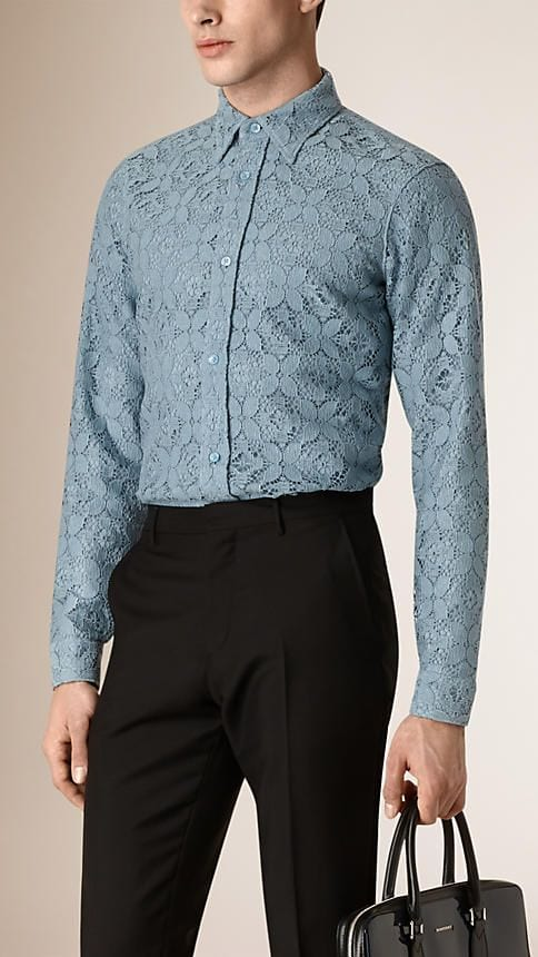 Lace Outfits For Men 27 Best Ways To Wear Guys Lace Outfits