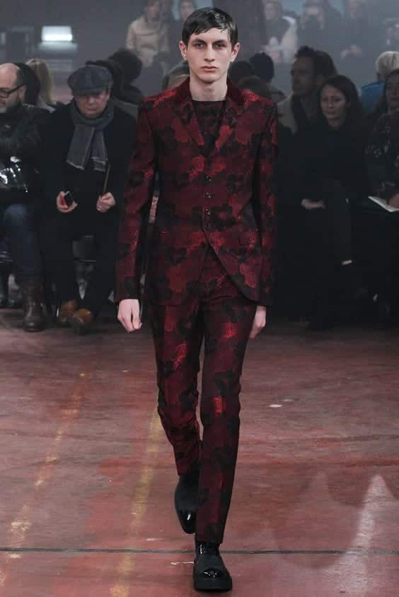 Lace Outfits for Men (15)