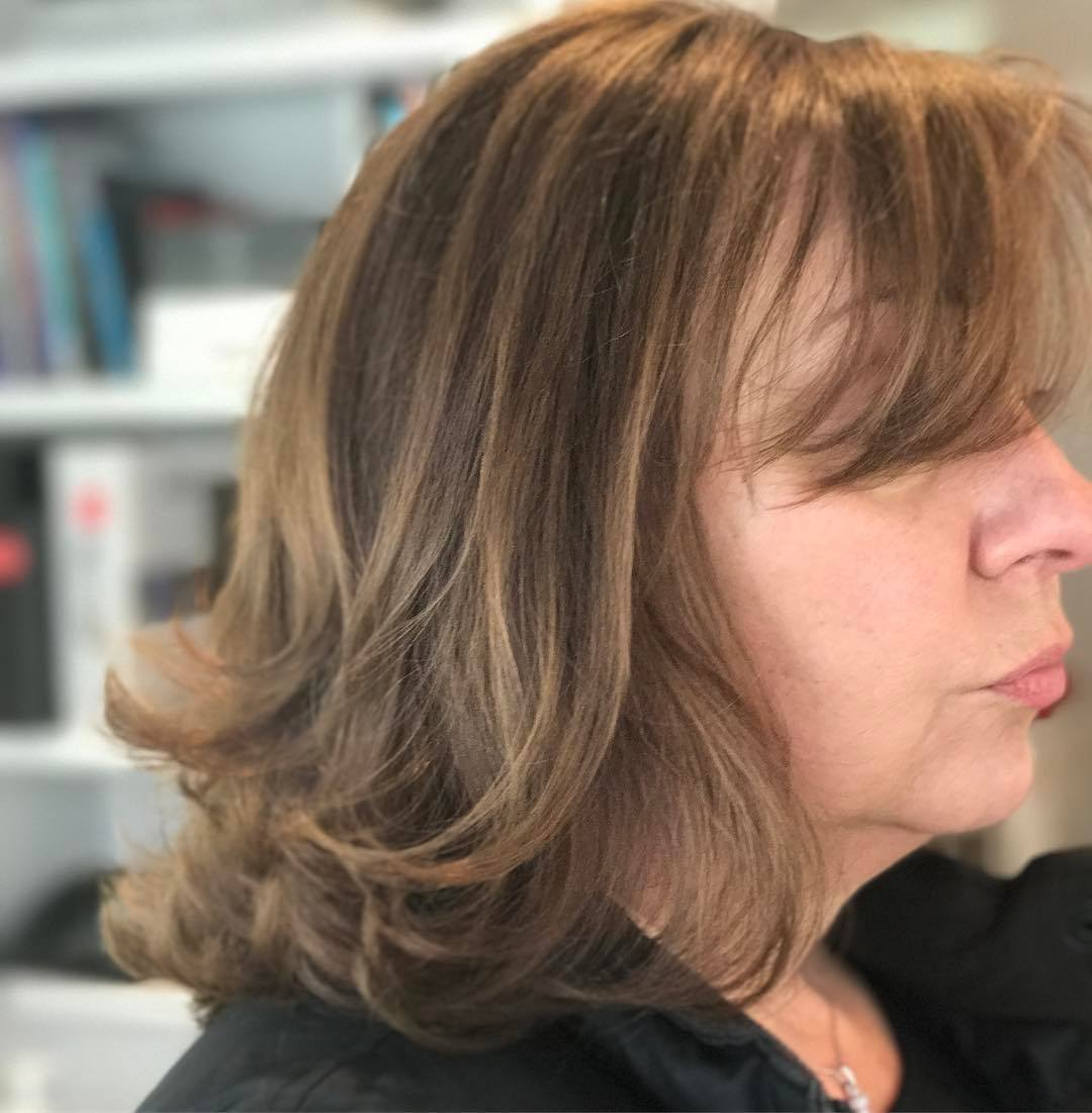 20 Amazing Hairstyle & Haircut Ideas For Women Above 50